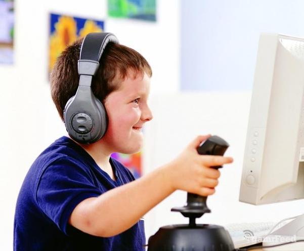 школьники компьютер